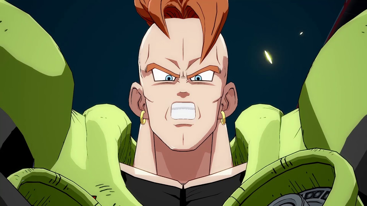 Dragon Ball FighterZ: Android 16   Character Trailer - YouTube
