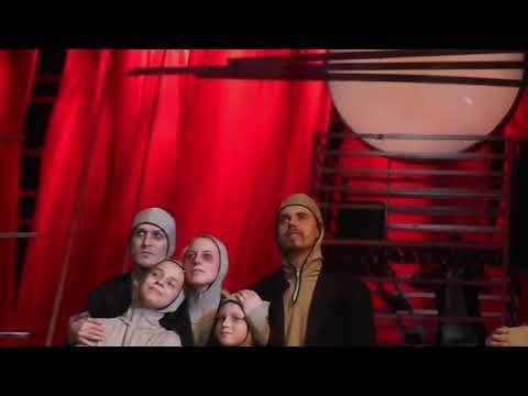 На крыльях алых парусов (финал мюзикла) - Сергей Ли, Ольга Ажажа, Георгий Колдун, Роман Графов & все