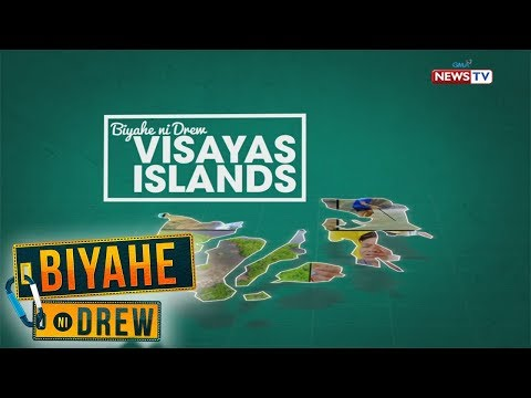 Biyahe ni Drew: All around Visayas Tour (Full episode)