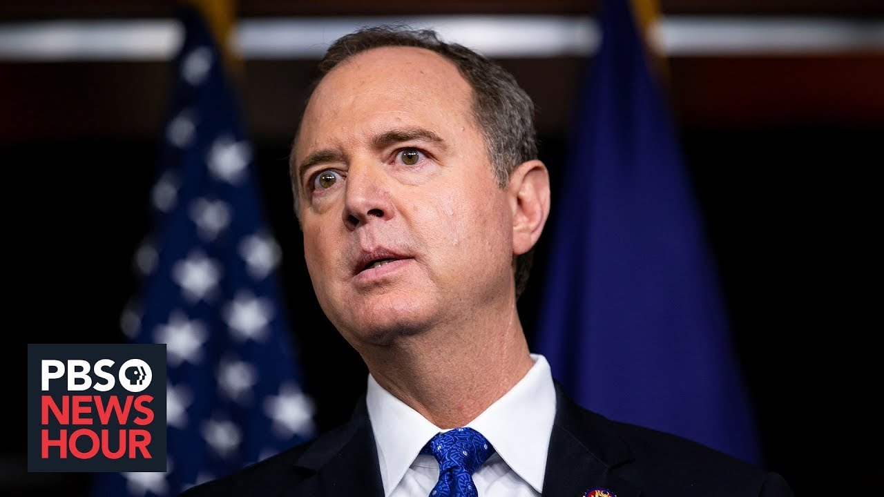 Schiff Got Early Account of Accusations as Whistle-Blower's Concerns Grew