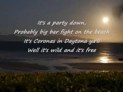 Rascal Flatts- Summer Nights (karaoke w/lyrics)