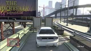 HD: Let's Play Grand Theft Auto 5 [Part 5] Free Roam (PS3) GTA V