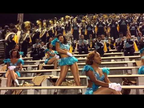 Southern University Dancing Dolls Fall 2014 Highlights