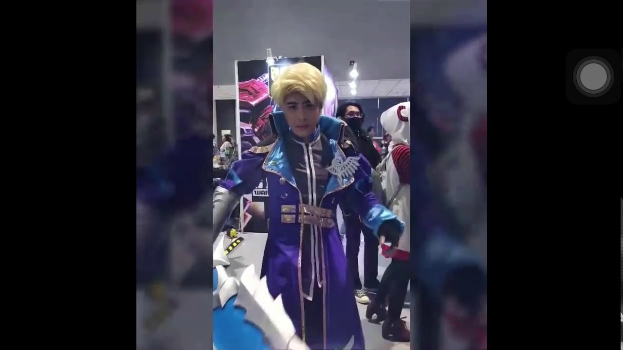 Mobile Legend Cosplay♥️!! - YouTube