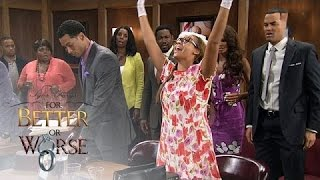 Keisha Cleans Richard Out in the Divorce | Tyler Perry's For Better or Worse | Oprah Winfrey Network