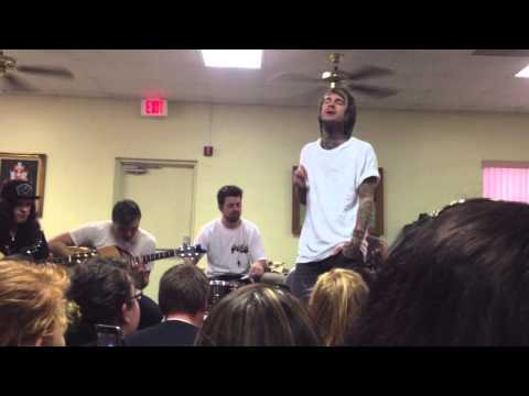Chiodos - A Letter From Janelle (Acoustic) (Live)