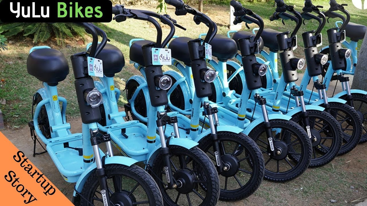 Yulu Bikes Electric Micro Mobility In India Startup Story Youtube