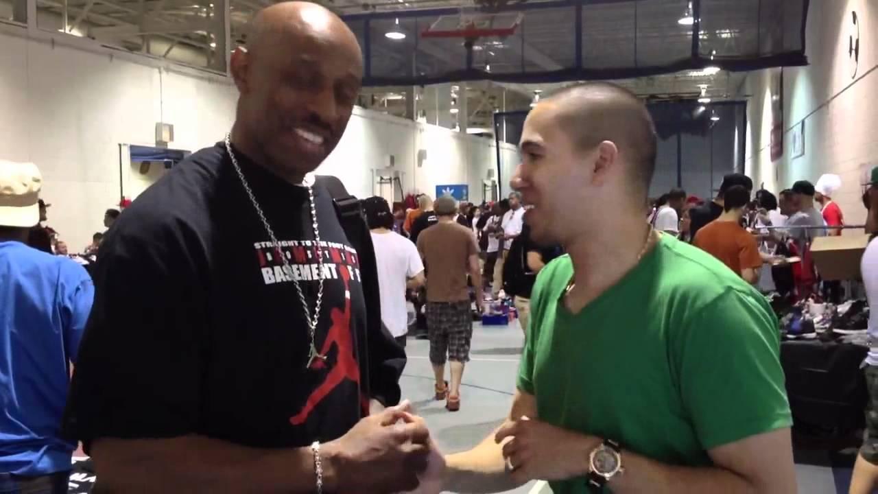 Jstar25 and JumpmanBostic finally meet at Sneaker Con - YouTube d2823a35325d