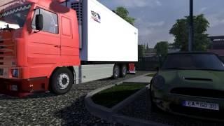 ETS2 Scania 143M V8 Sound By JimTrap
