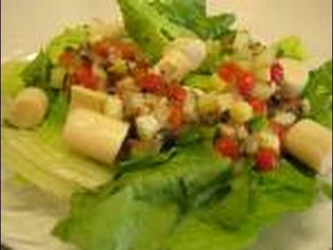 Betty's Hearts of Palm Salad