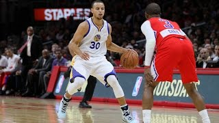 Top 10 NBA Crossovers: December 2014
