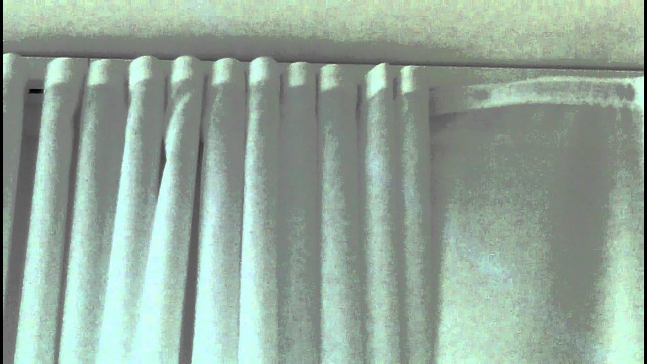 Somfy Glidea Ripple Fold Problem 1 Youtube