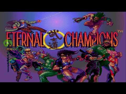 Eternal Champions - Challenge
