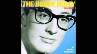 Buddy Holly - Brown eyed handsome man (HQ)