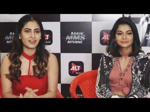 Ragini MMS Returns Actress Karishma Sharma Talks About The Web Series