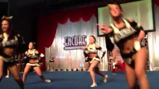 World Cup shooting stars senior level 5 2012-2013