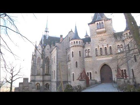 El castillo de Marienburg, propiedad de Ernesto de Hannover