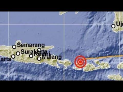 Breaking News: NTB Kembali Dilanda Gempa 7,0 SR, BMKG Keluarkan Peringatan Dini Tsunami