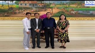 អបអរសាទរភារិនមានកិត្តិយសបានចូលជួបសម្ដេចតេជោនិងសម្ដេចកិត្តិព្រឹទ្ធបណ្ឌិតដោយផ្ទាល់|Khmer News Sharing