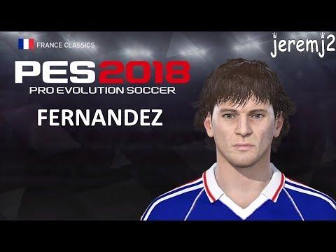 L. FERNANDEZ Face
