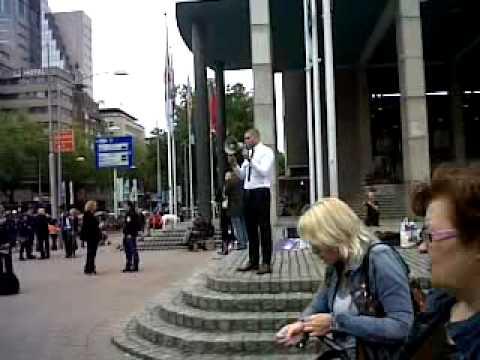 WAC Holland 9/11 WTC Rotterdam