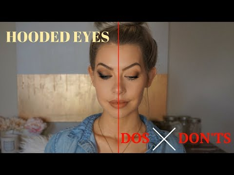 Hooded Eyes Dos & Don\'ts ...What Some Tutorials Don\'t Tell You!