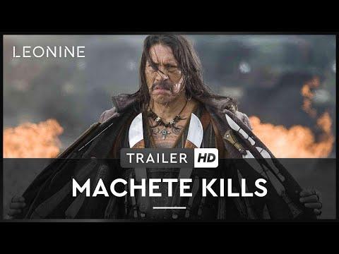 Machete Kills - Trailer (german/deutsch)