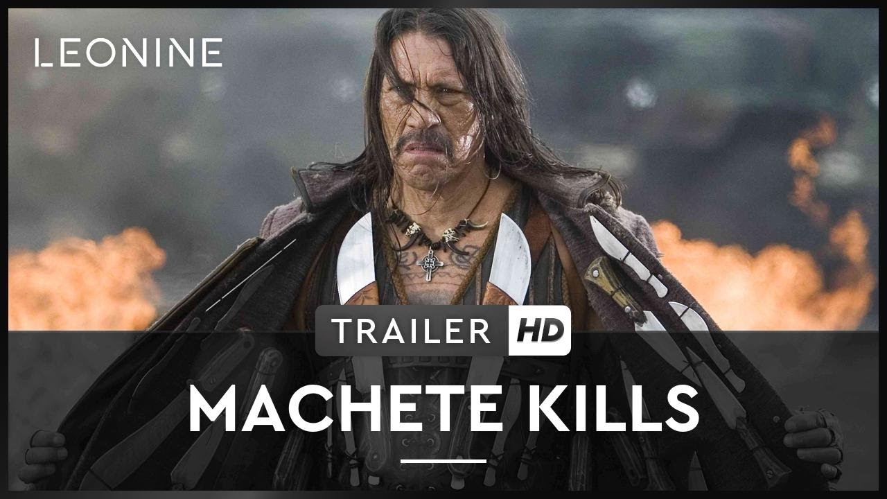 Download Machete Kills - Trailer (german/deutsch)