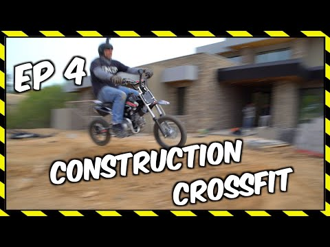 Building With Tinker - Ep 4: Construction CrossFit and Hinkley's Lighting