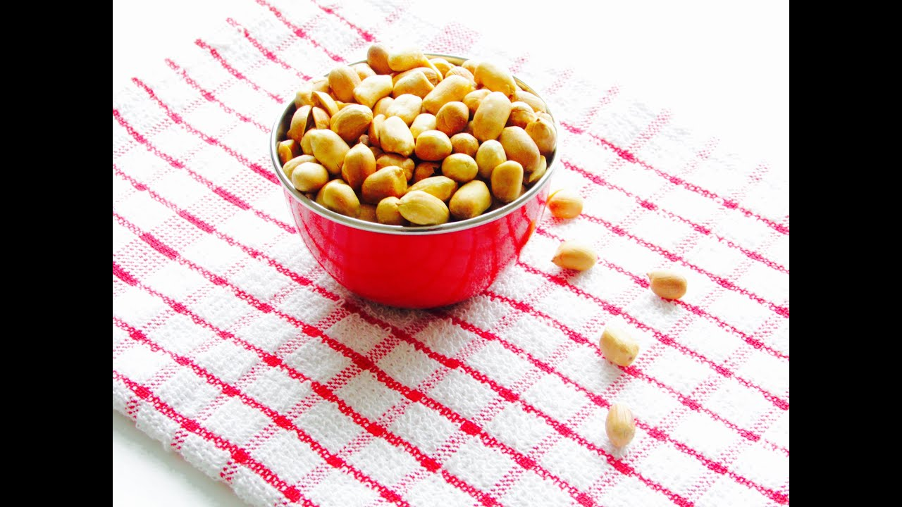 How To Roast Peanuts At Home