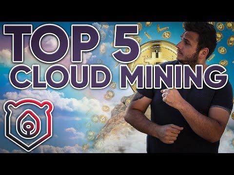 Top 5 Des Meilleurs Site De CLOUD MINING (Miner De La Crypto, BITCOIN, ETHEREUM...)