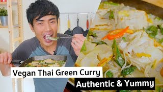 Here's The Vegan Green Curry I Wowed My American Inlaws With | PicniclyNOW thumbnail