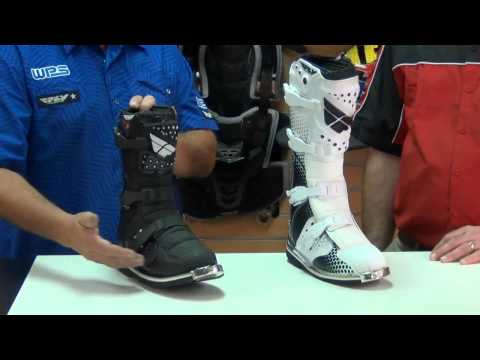 Buyers Guide: Fly Racing Maverick ATV and Motocross Boot Review
