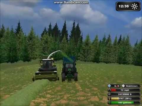 Farming Simulator 2011 ~ Silage on SpringHill DLC2