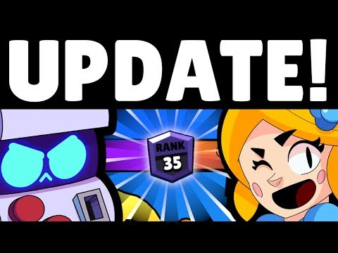 Brawl Stars UPDATE! | Star Point BOXES, NEW Ranks, Balance Changes, & MORE!