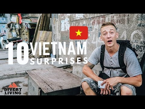First time in VIETNAM