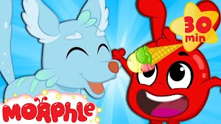 Morphle Makes a Friend - My Magic Pet Morphle  Cartoons For Kids  Morphle  Mila and Morphle
