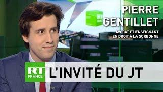 Pierre Gentillet : «Macron a compris que le couple franco-allemand n'existait pas»