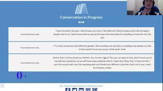 Короткий видео урок английский с Карлом- носителем из США бесплатно