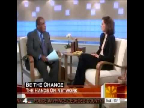 2007 Today Show Interview w/ Michelle Nunn