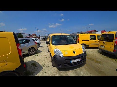 Реальный Запас Хода Renault Kangoo Z.E.  Maxi с батареей 76,5% и 78,5% ???