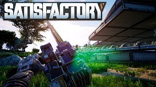 Satisfactory #14 | Kettensäge | Gameplay German Deutsch thumbnail