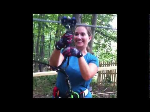Zip Line And Ropes Course Eagle Creek Park Indianapolis Go Ape!