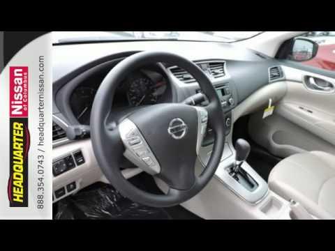 2015 Nissan Sentra Columbus GA, GA #N232804 · Headquarter Nissan