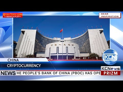 KCN China's central bank opens digital currency research institute