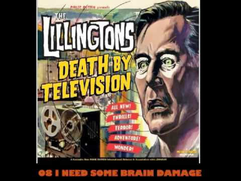 The Lillingtons - Death by Television 1999 (Full Album)