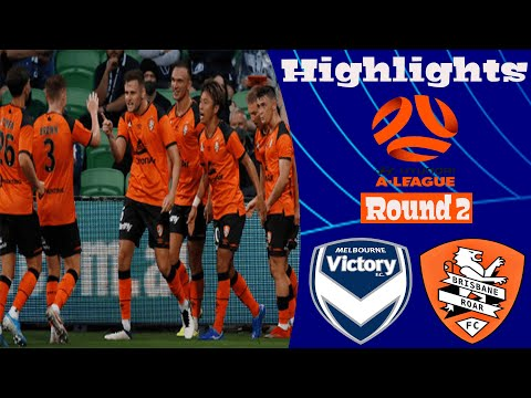 Melbourne Victory Brisbane Roar Goals And Highlights