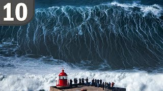 Top 10 Largest Waves in Earth History