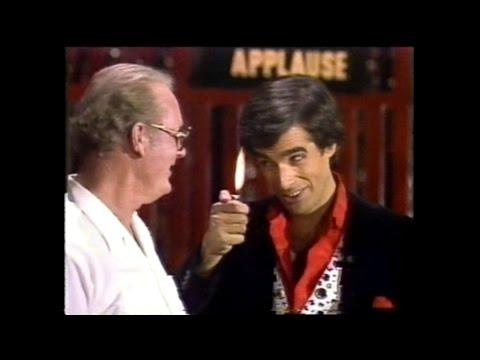 David Copperfield Funny Magic- Let's Burn A Deal (Burnt Money) 2017