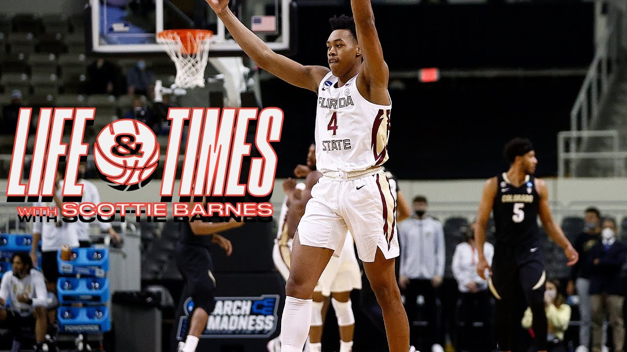 Scottie Barnes Is a STAR & The Perfect Positionless Prospect For The NBA   Life and Times